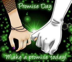 New Happy Promise Day Status For Best Friend