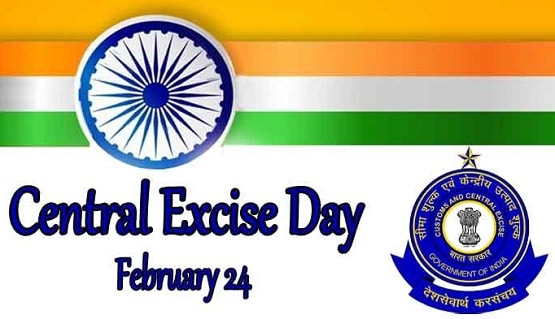 New Latest Central Excise Day Photo Pics images For Whatsapp FB Twitter