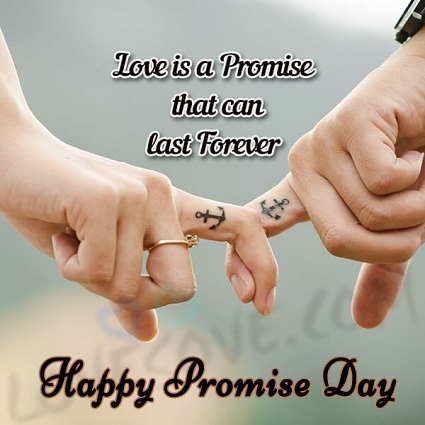 Status of Promise Day in Hindi For My Love