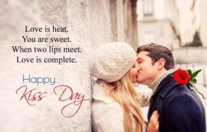 Top Best Kiss Day Status For Whatsapp Download