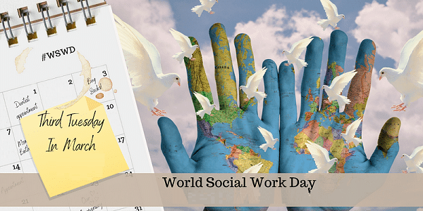 World Social Work Day images Photo HD Pics 2021
