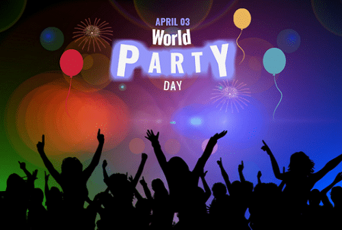 Happy World Part Day 2021 HD images Pics Photo For GF BF