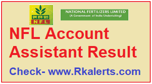 NFL Account Assistant Result 2021