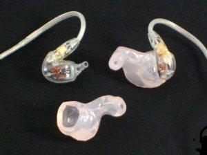 Shure SE425 earphones made by Sensaphonics