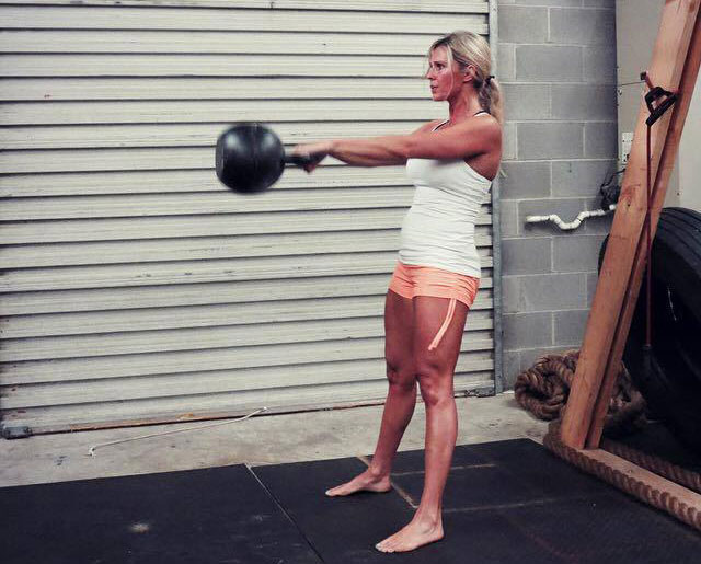 Improve Your Posture with the RKC Kettlebell Swing  RKC