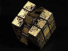 """""""Mind the edges of the cube or else Hell will literally break loose"""""""