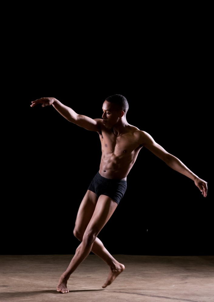 Strobe and Natural Light Dance Shoots