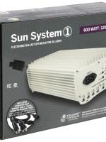 Sun System 1 DE Etelligent – 600W