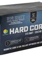Sun System® Hard Core® LEC® – 315W