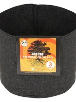 Gro Pro Essential Round Fabric Pot – 3G