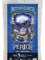 Mother Earth Perlite # 3 – 4 cu ft