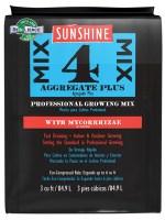 Sunshine® Mix #4 with Mycorrhizae
