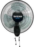 Hurricane Oscillating Wall Mount Fan – 16 inch