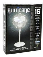 Hurricane Pedestal Fan – 16 Inch