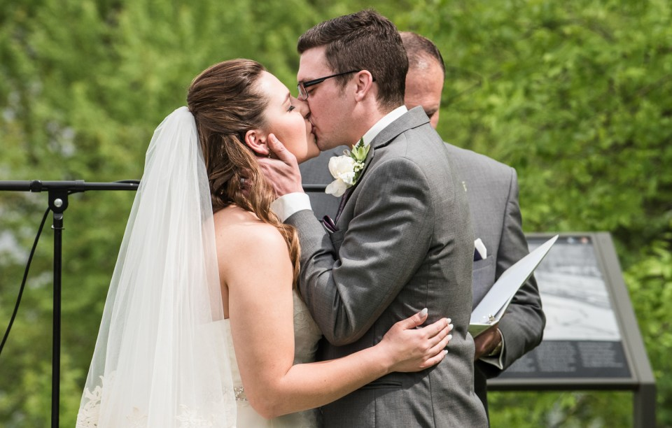 Arcola Mills Mansion wedding
