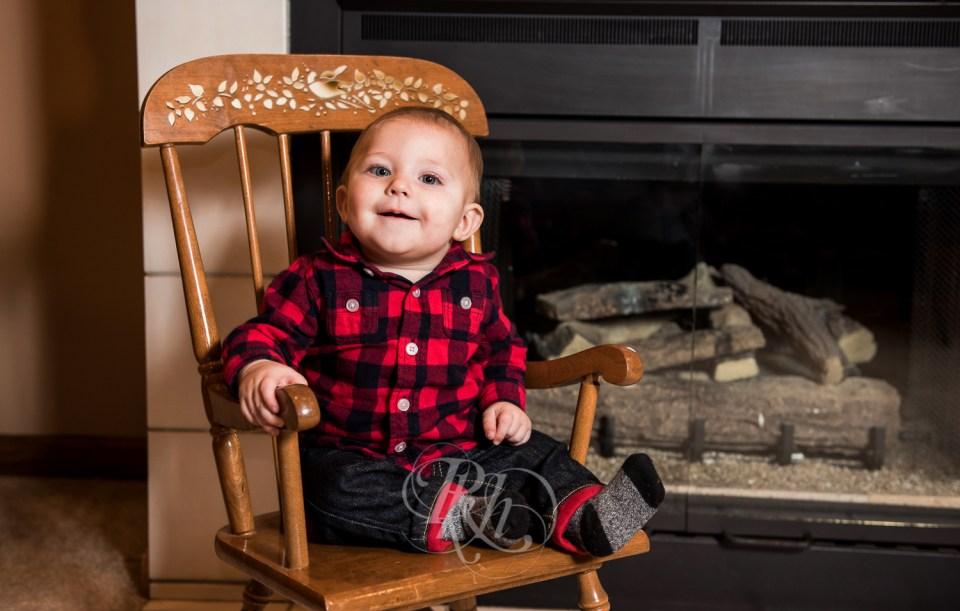 Minnesota Family Photography - Christine and Jake - RKH Images-1 - Christmas Family Photography