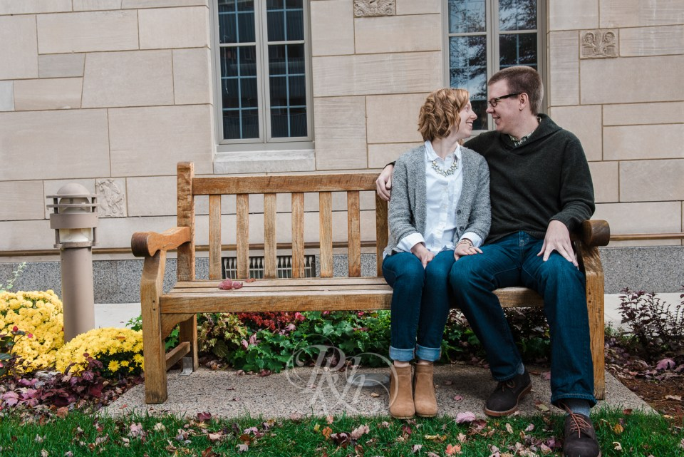 Rochester Engagement Photography - Erin & Jared - RKH Images-1