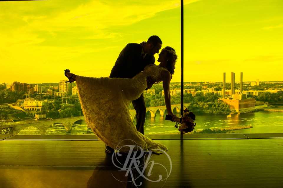 Guthrie Theater wedding photography
