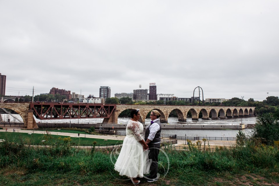 Minneapolis City Wedding