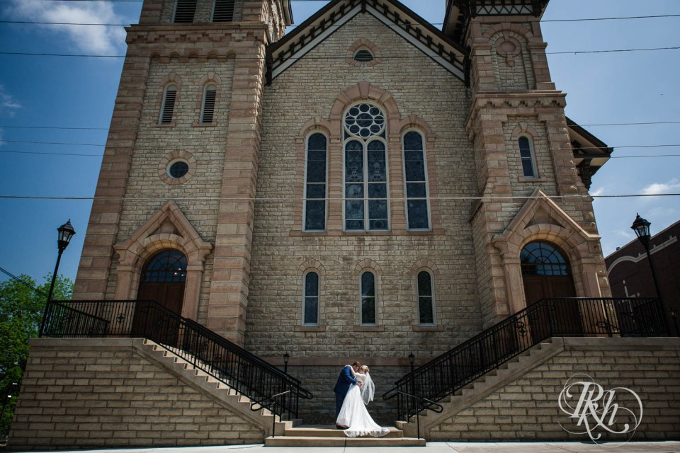 Stillwater wedding photo
