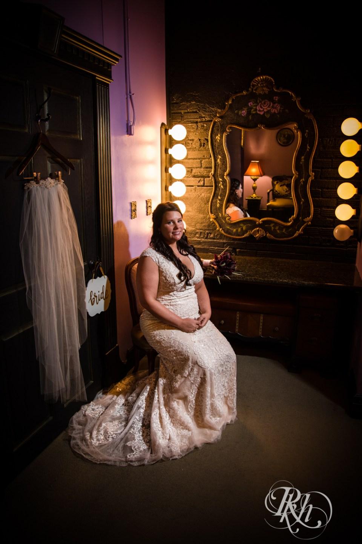 Kellerman's Event Center bride getting ready