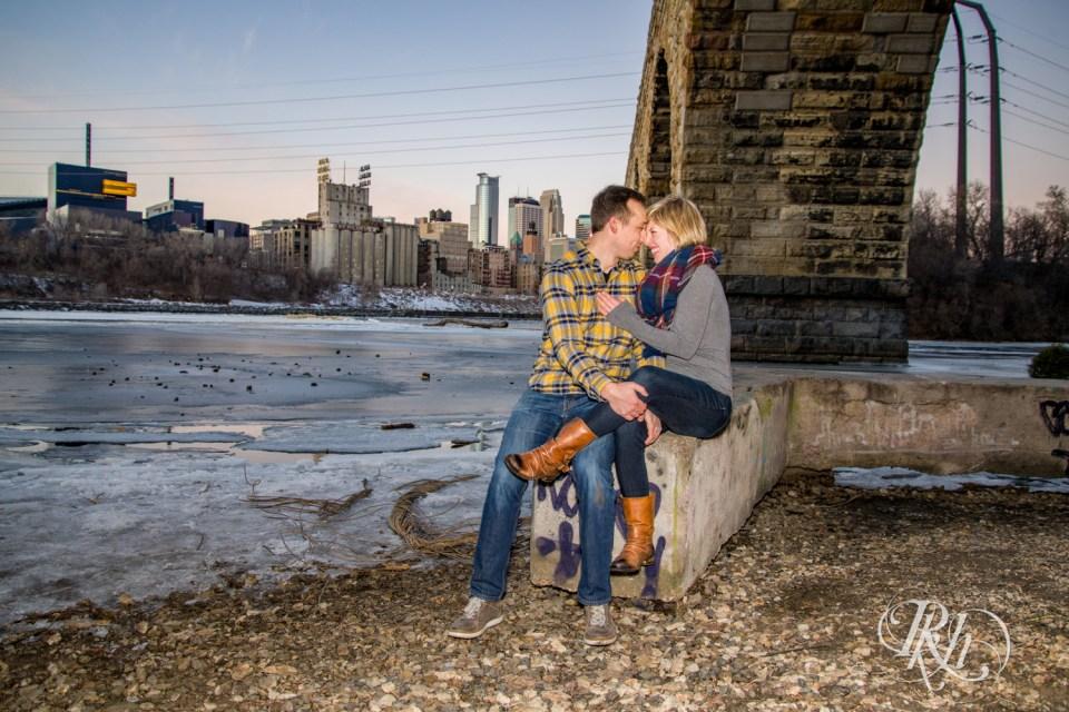 Sunrise Engagement Photography