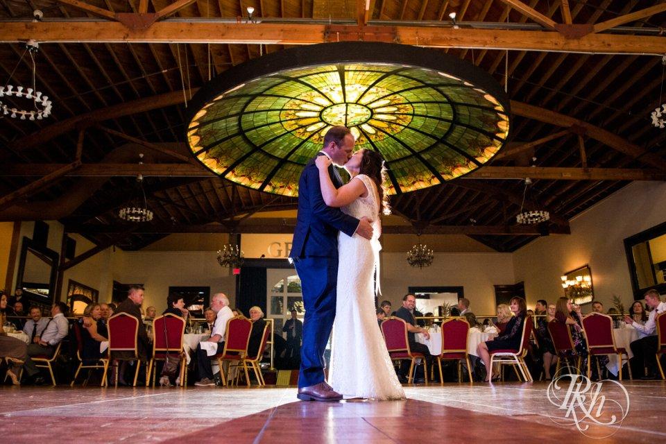 Grand Banquet Hall first dance