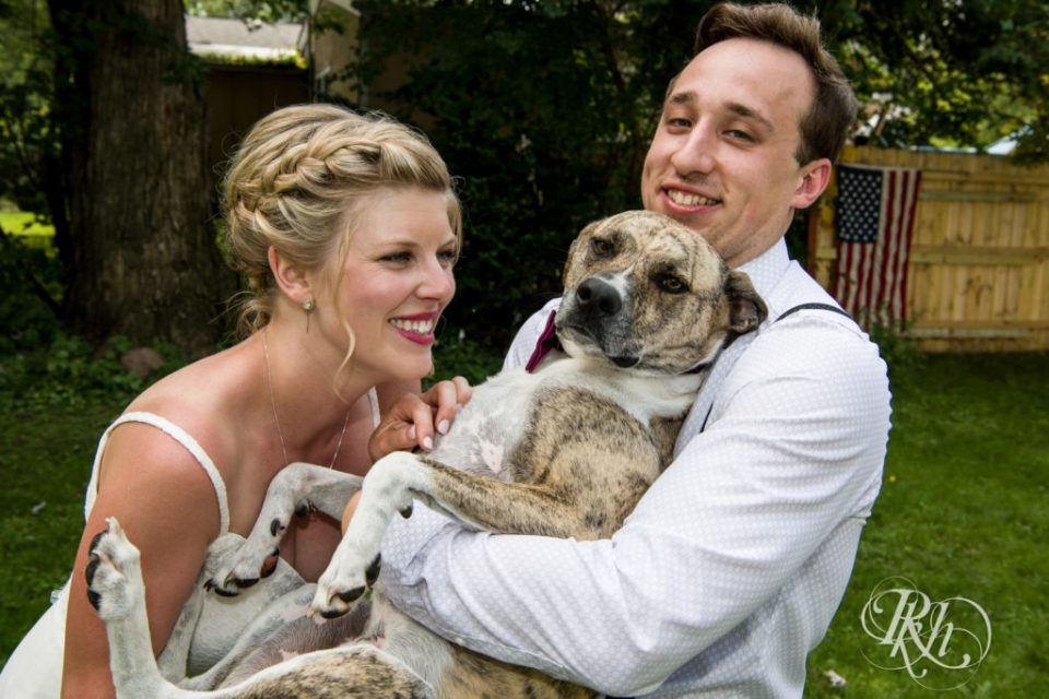 Best of 2019: Bride, Groom and a Dog