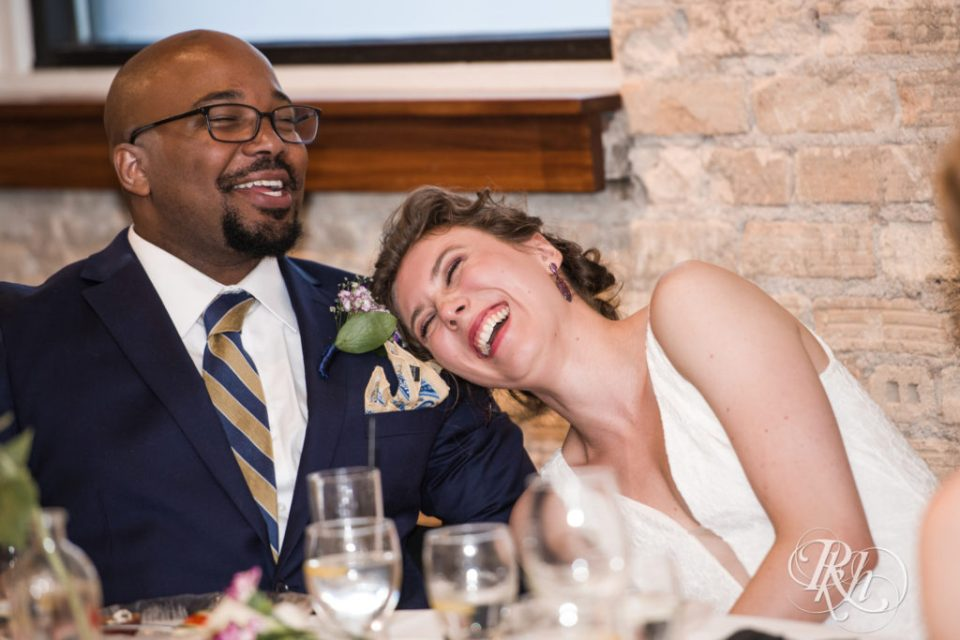 Best of 2019: Bride Laughing