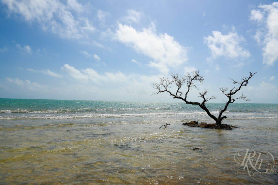 Ocean in Key West