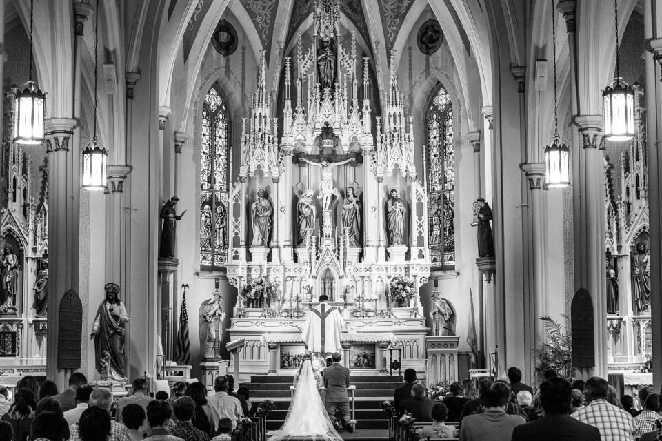 best of 2020 wedding church
