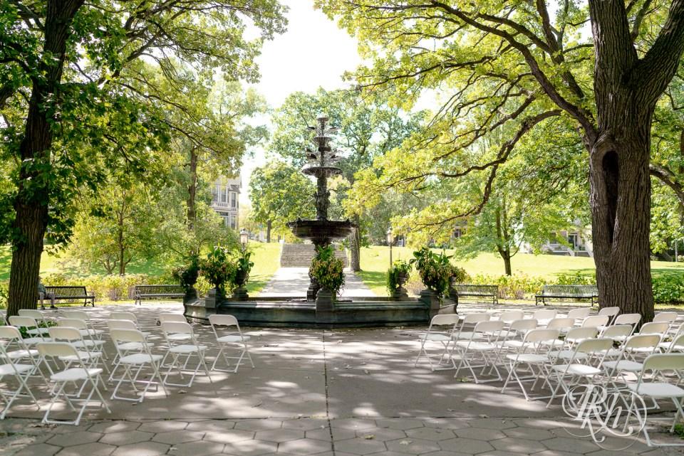 saint paul wedding irvine park