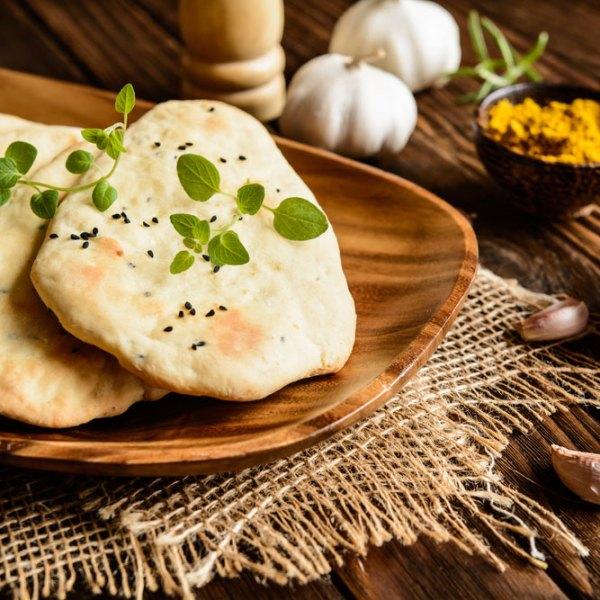 Order Garlic Naan