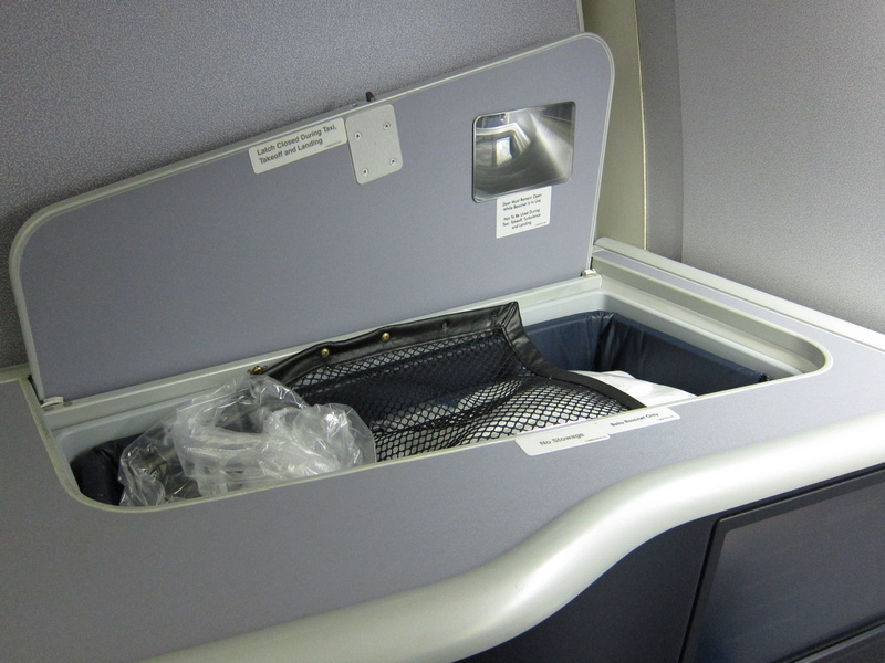 Best BF seats on 772 with infant  FlyerTalk Forums