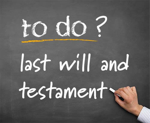 Do I Need A Last Will and Testament?