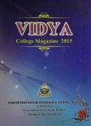 Vidya college magazine 2015