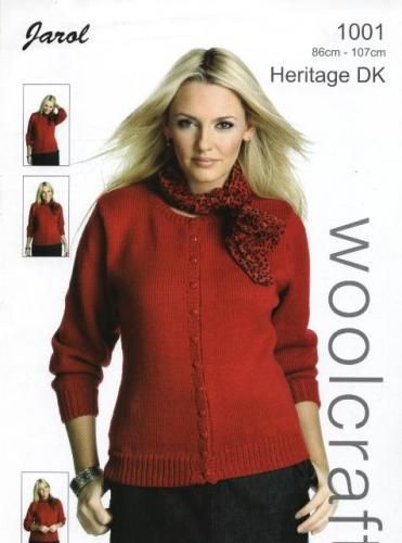1001 DK Womens Cardigan