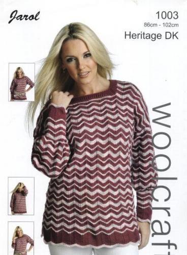 1003 DK Womens Sweater