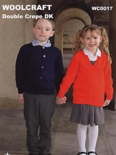 WC0017 DK Childs Cardigans