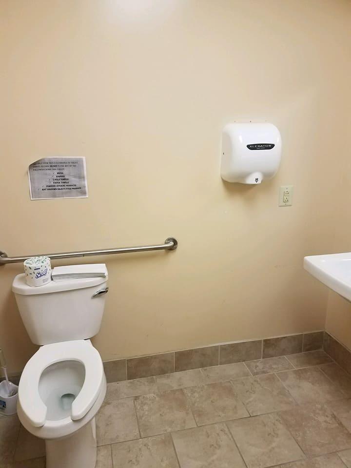 Bathroom Hand Dryer Wiring and Installation  RKN