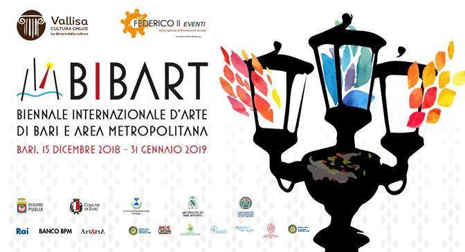BIBART  – BIENNALE INTERNAZIONALE D'ARTE DI BARI E AREA METROPOLITANA