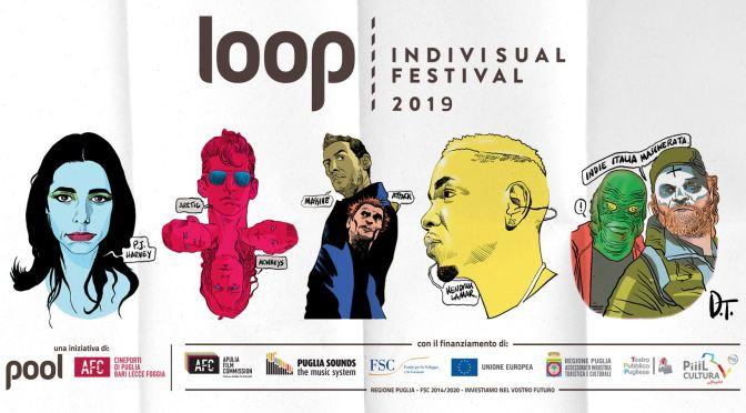 LOOP FESTIVAL IV edizione @ Cineporti di Puglia