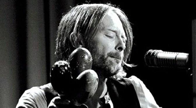 """Sabato 23 marzo presso il Resilienza presentazione del libro """"The gloaming. I Radiohead e il crepuscolo del rock"""" diStefano Solventi"""
