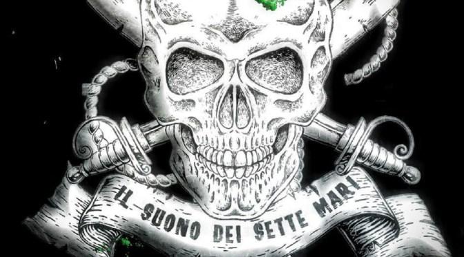 """Cesko presenta """"RADIO PIRATA"""", il suono dei sette mari!"""