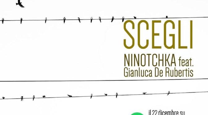 """Su RKO anteprima del videoclip di """"Scegli"""", il secondo singolo di NINOTCHKA, cantato da Gianluca De Rubertis"""