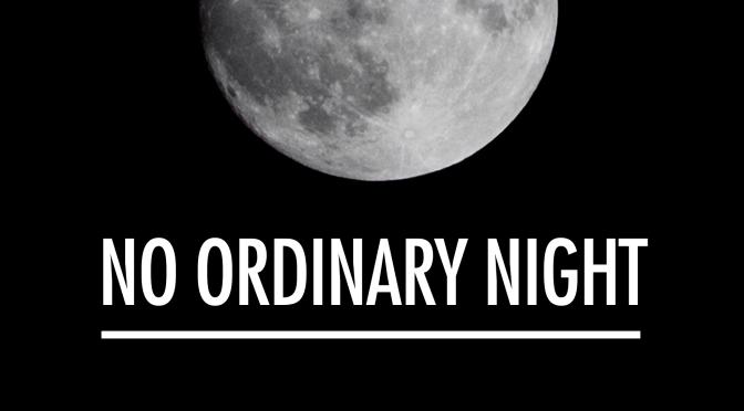 """""""NO ORDINARY NIGHT"""" Arriva Il programma in cui raccontare la tua storia"""
