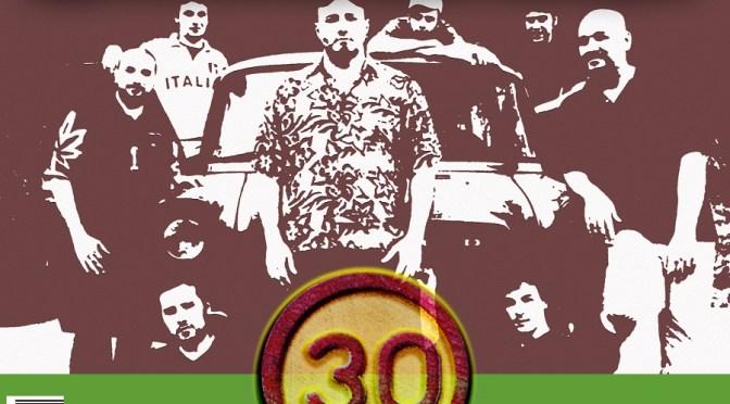 "RadioSpia records  presenta  ""Pseudofonia – 30"""