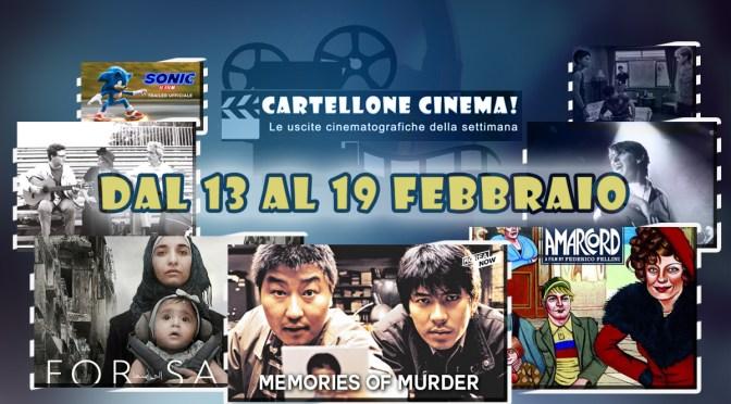 Cartellone Cinema | Tutti i film in sala dal 13 al 19 febbraio