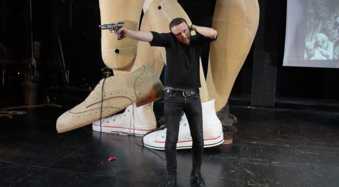 Sei personaggi in cerca d'autore di Luigi Pirandello in scena il 28 e 29 febbraio al Teatro Kismet
