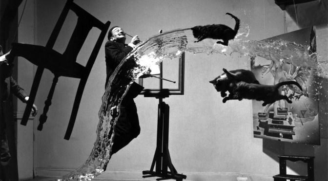 Philippe Halsman: tra composizione, surrealismo e follia